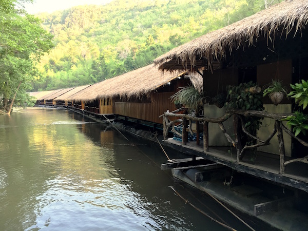 Menzi in Thailand