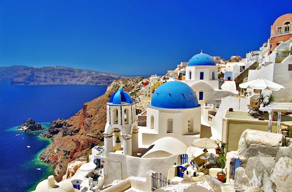 Trips Santorini
