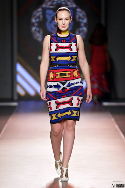 Faves From The Khosi Nkosi Mbfwj16 Collection Chica