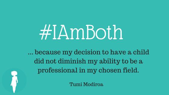 #IAmBoth