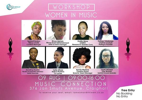 Women In Music Workshop