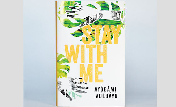 Stay With Me Book Chat
