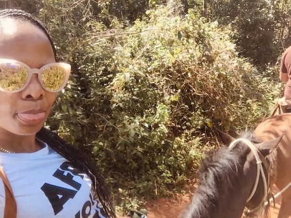 Cuba horse ride